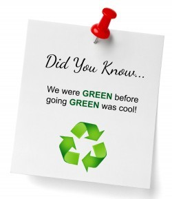 Did You Know - Recycled